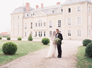 Wedding at French Chateau