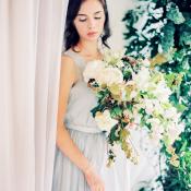 Early Autumn Wedding Bouquet