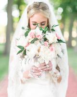 Elegant Bridal Portrait Cassi Claire