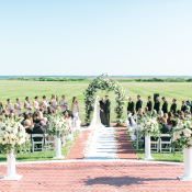 Long Island Mansion Wedding Cassi Claire 1