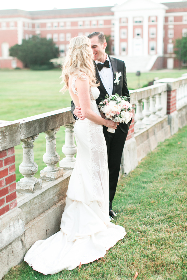 Long Island Mansion Wedding Cassi Claire 12
