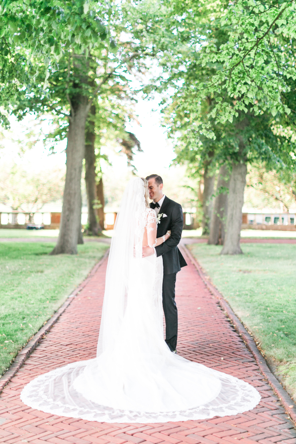 Long Island Mansion Wedding Cassi Claire 4