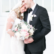 Long Island Mansion Wedding Cassi Claire 9