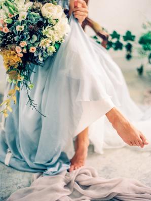 Serenity Blue Wedding Ideas