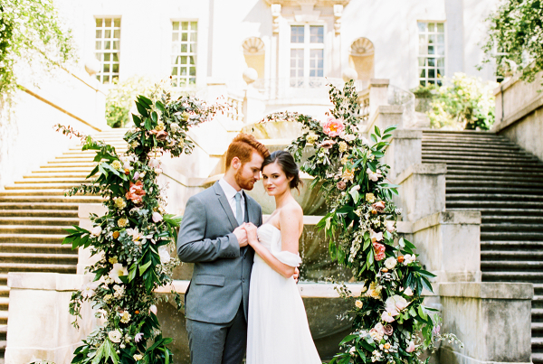 Swan House Atlanta Wedding Ideas 17