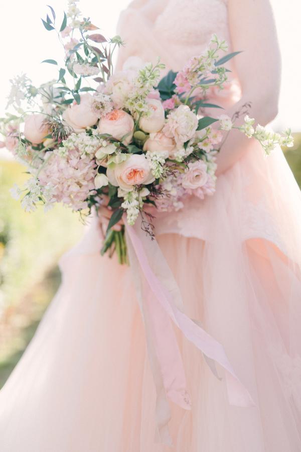 Blush Peony Bouquet