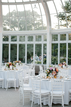 Brooklyn Botanic Garden Atrium Wedding