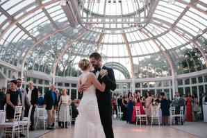 Brooklyn Botanic Garden Wedding Lara Kimmerer 12