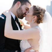 Brooklyn Botanic Garden Wedding Lara Kimmerer 2
