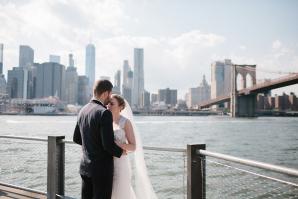 Brooklyn Botanic Garden Wedding Lara Kimmerer 3