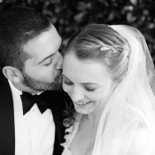 Brooklyn Botanic Garden Wedding Lara Kimmerer 5