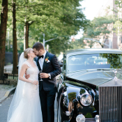 Brooklyn Botanic Garden Wedding Lara Kimmerer 7