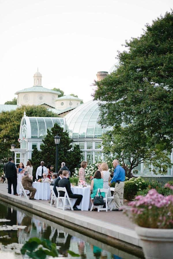 Brooklyn Botanic Garden Wedding Lara Kimmerer 8