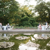 Brooklyn Botanic Garden Wedding Lara Kimmerer 9