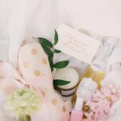 Custom Wedding Gift Basket