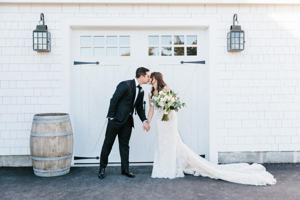 John Edwards Winery Wedding