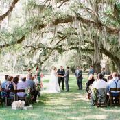 Ford Plantation Wedding Georgia 1