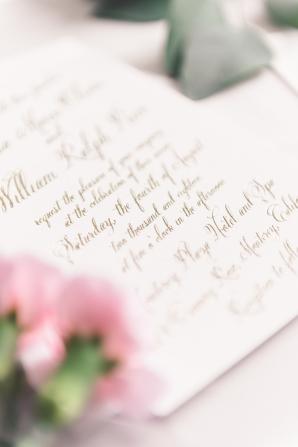 Wedding Paper Divas Bold Calligraphy 13