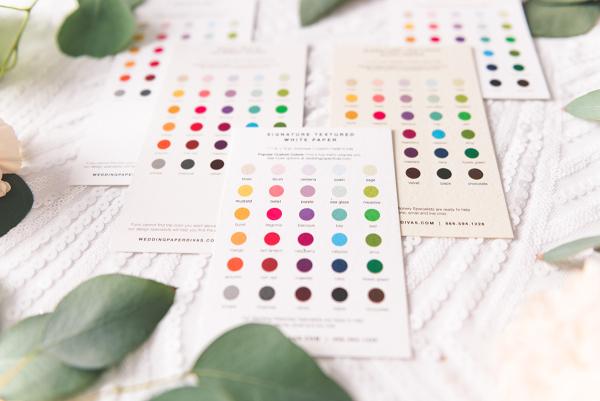 Wedding Paper Divas Sample Kits 14 Elizabeth Anne Designs The