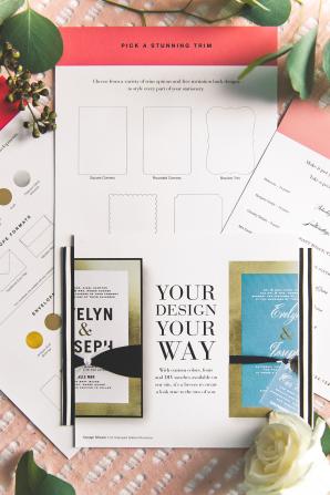 Wedding Paper Divas Sample Kits 37