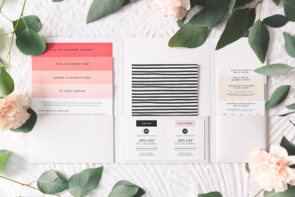 Wedding Paper Divas Sample Kits 6