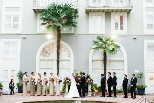 Classic New Orleans Wedding Lance Nicoll 15