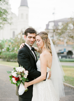 Classic New Orleans Wedding Lance Nicoll 6