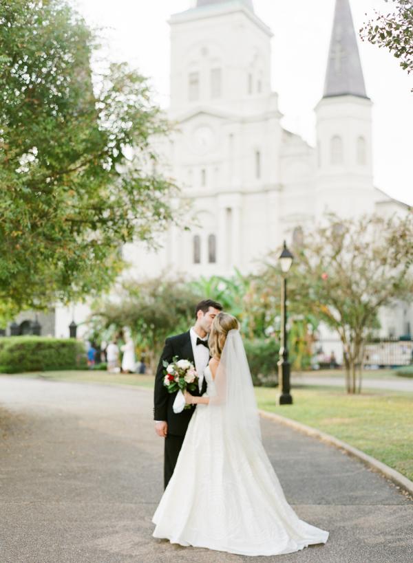 Classic New Orleans Wedding Lance Nicoll 7
