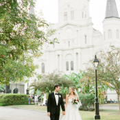Classic New Orleans Wedding Lance Nicoll 8