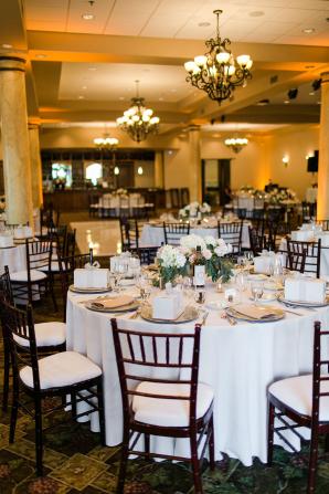 Winery Ballroom Wedding