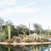 Arizona Desert Wedding The Boulders Resort 1