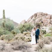 Arizona Desert Wedding The Boulders Resort 10