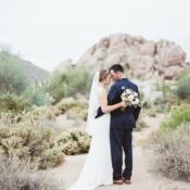 Arizona Desert Wedding The Boulders Resort 11