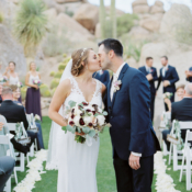 Arizona Desert Wedding The Boulders Resort 6