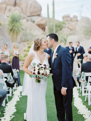 Arizona Desert Wedding The Boulders Resort 6