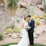 Arizona Desert Wedding The Boulders Resort 8