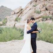 Arizona Desert Wedding The Boulders Resort 9