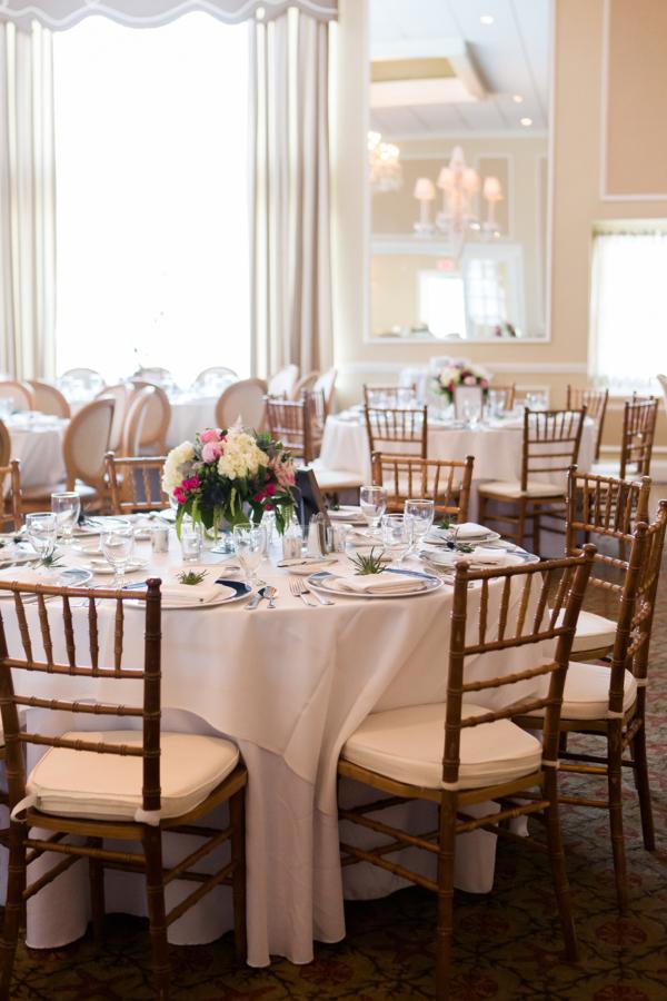 Ballroom Reception in New Jersey