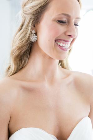 Bride with Loose Waves