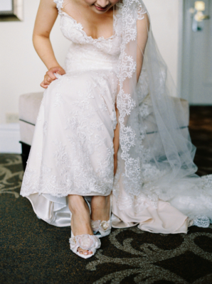 Elegant Edmonton Wedding at Fairmont Hotel 1