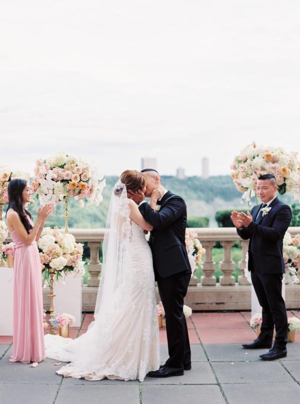 Elegant Edmonton Wedding at Fairmont Hotel 13