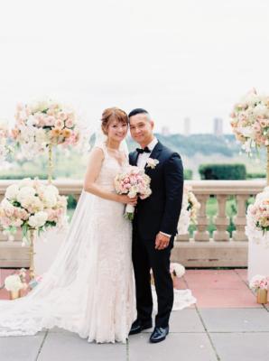 Elegant Edmonton Wedding at Fairmont Hotel 16