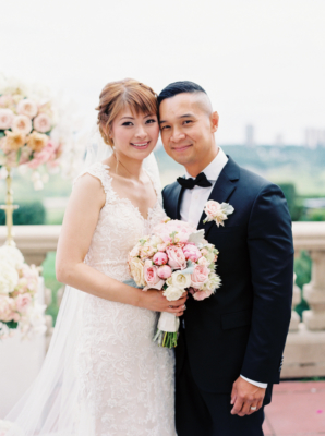 Elegant Edmonton Wedding at Fairmont Hotel 17