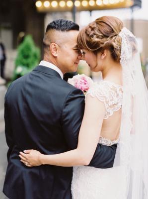 Elegant Edmonton Wedding at Fairmont Hotel 9