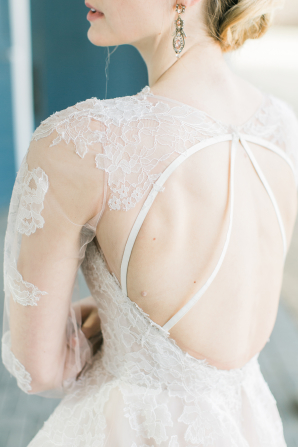 Hayley Paige Gown Details