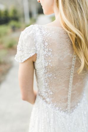 Jenny Packham Gown Details