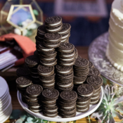 Oreos at Wedding