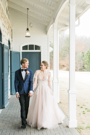 Southern Romance at Foxhall Resort 1