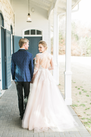 Southern Romance at Foxhall Resort 5