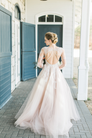 Southern Romance at Foxhall Resort 8